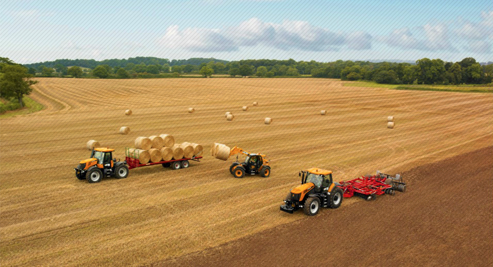 Concessionnaire jcb agricole