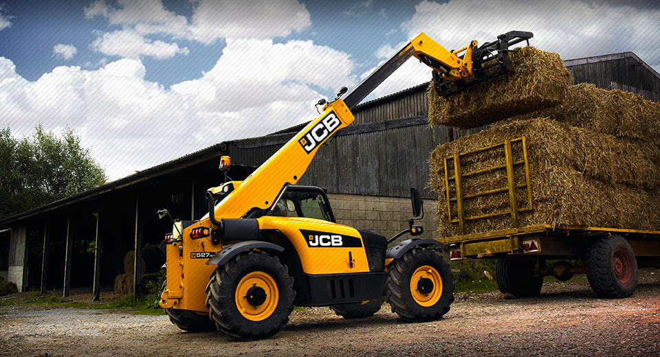 Jcb agricole