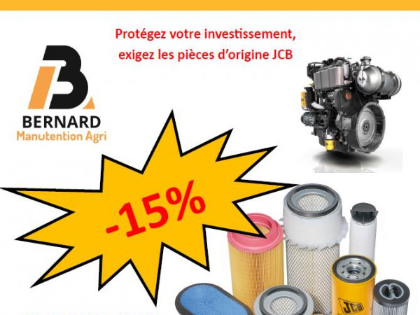 PROMOTION SPECIALE FILTRATION